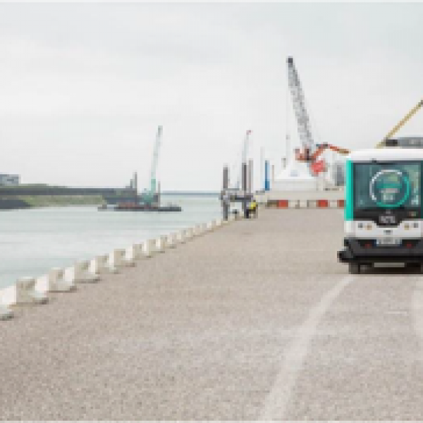 Boulogne-sur-Mer Autonomous Vehicle Project
