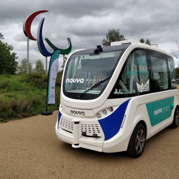 Queen Elizabeth Olympic Park Shuttle