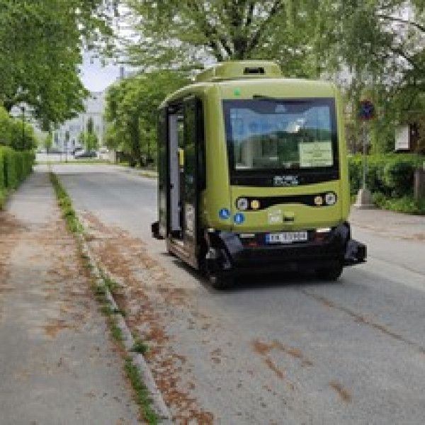First On-demand service in Europe