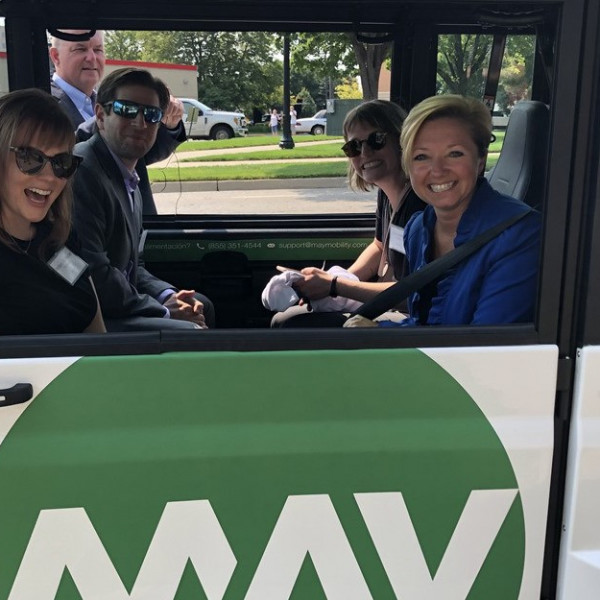 Grand Rapids Autonomous Vehicle Initiative (AVGR)
